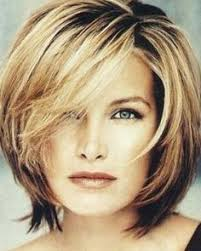good haircut for older women with square face layered bob for older women pinteres