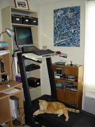 Diy Treadmill Desk by A Treadmill Desk Enables You To Move More U0026 Lose Weight While You