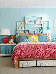 Simple And Colorful Design Ideas For Decorating Teenage Girls - Design ideas for teenage girl bedroom