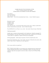 Business Letter Layout Example by 11 Business Style Letter Format Attorney Letterheads