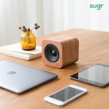 minimalist computer speakers amazon com sugr cube minimalist wi fi speaker with amazon alexa