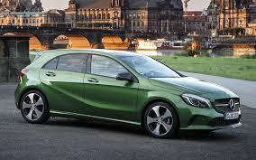 green mercedes a class mercedes benz a class 2015 wallpapers and hd images car pixel