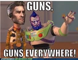 X X Everywhere Meme Generator - the borderlands games in a nutshell x x everywhere know your