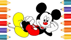 disney coloring pages mickey mouse clubhouse u0026 minnie mouse
