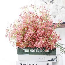 Fake Wedding Flowers Artificial Wedding Flowers Petals And Garlands Ebay