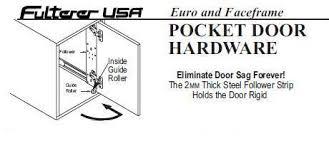 cabinet pocket door slides fulterer pocket drawer slides