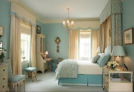 french style bedroom in light blue home decorating ideas french