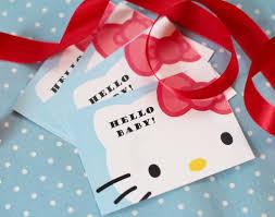 hello kitty baby shower ideas pinkducky com