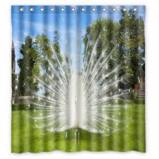 Beautiful Shower Curtains by Bathroom Peacock Shower Curtain Shower Curtain Drapes Pretty