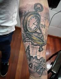 80 clock designs for timeless ink ideas