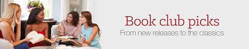 book club picks books