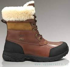 mens ugg 5521 butte worchester boots in chestnut uggs boots