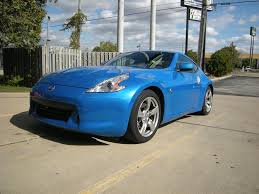 blue nissan 370z review nissan 370z touring