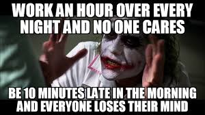 Fuck Work Meme - work 9 5 and don t get paid for overtime adviceanimals