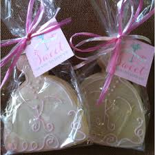 bridal brunch favors bridesmaids luncheon favors custom favor tags doubled as place