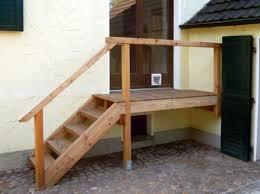 treppen bochum außenholztreppe zur hofseite in lärche außentreppen aus