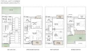 grand connaught rooms floor plan godrej golf link villas in gn sector 27 noida project overview