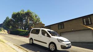 citroen berlingo citroën berlingo civil beta gta5 mods com