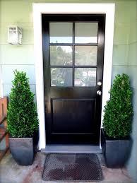 Home Door Design Gallery Vintage Front Door Design With Blue Color Combine Rectangular