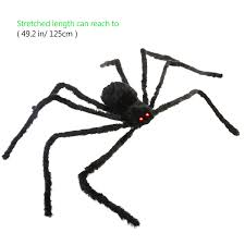 aliexpress com buy poseable furry spider led sound control