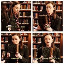 Gilmore Girls Meme - the book hub