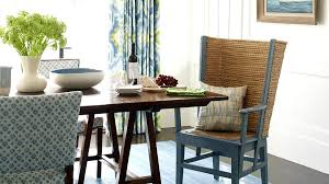 coastal dining room table coastal dining chairs thecalloftheland info