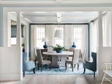 Simple White Dining Room Honeysuckle Life A Gallery Of White Flowers Hgtv