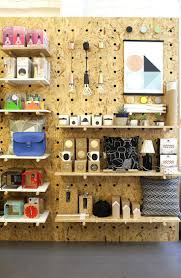 pegboard kitchen ideas peg board displays best organize pegboards images on peg boards