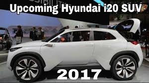 suv hyundai upcoming hyundai i20 suv hyundai i20 based premium suv 2017