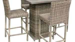 patio bistro table and chairs tall outdoor table and chairs patio furniture high table bistro