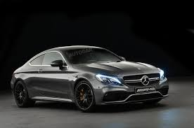 mercedes c63amg 2016 mercedes amg c63 coupe revealed exclusive studio pictures