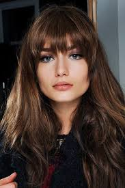 hairstyles with fringe bangs the 25 best full fringe hairstyles ideas on pinterest bob with