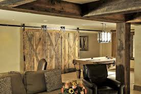 Barn Door Design Ideas Sliding Barn Door Interior House Very Cool Sliding Door For The