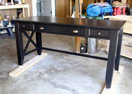 Desk Plans Diy Writing Desk