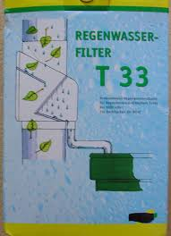 fitting a t33 rainwater diverter and filter for water 18 steps