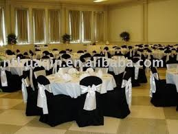 black banquet chair covers black banquet chair cover white wedding polyester tablecloth buy