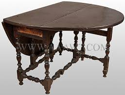 william and mary table william and mary gate leg table