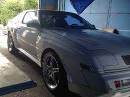 chrysler conquest fs ft 1986 mitsubishi starion aka chrysler conquest 5spd