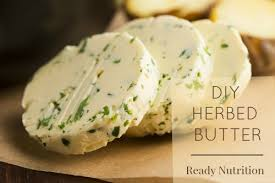 6 Diy Ways To Make by 6 Diy Savory Herbed Butter Recipes Ready Nutrition
