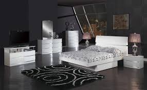 Bedroom Set Made In Usa Modern King Size Bedroom Sets Volare King Size Modern Black