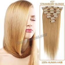 Hair Extension Clip Ins Cheap by Cheap Human Hair Extensions Ombre Clip In Hair Extensions Online