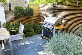 Landscaping Small Garden Ideas by Brilliant Small Garden Ideas With Outdoor Dining Space And