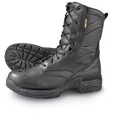 danner boots black friday sale men u0027s danner stinger gore tex duty boots black 128967