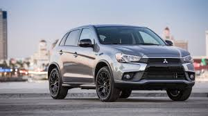 mitsubishi outlander sport 2016 black mitsubishi unveils outlander sport limited edition at 2017 chicago