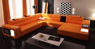 light brown leather corner sofa modern living room leather corner sofa u shaped sectional sofas with