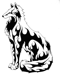 cool tribal wolf designs wolf tattoos designs ideas and meaning