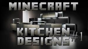minecraft kitchen designs u0026 ideas youtube inside kitchen design