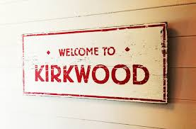 welcome to kirkwood plain text 10 x 21