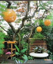 Beautiful Gardens Ideas Beautiful Backyard Home With Green Garden Design Contemporary