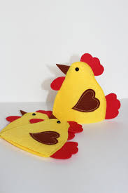 easter decorations on sale easter decoration set of 3 felt egg warmers cosy yellow chicken